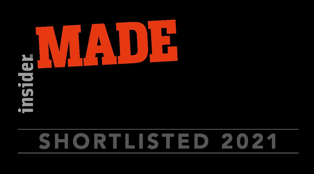 Made in Yorkshire Awards 2021 Shortlist Logo
